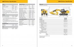 ข้อมูลรถแบคโฮมือหนึ่ง CAT320D2 GC
