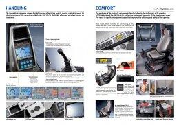 ข้อมูลรถแบคโฮมือหนึ่ง DOOSAN DX225LCA