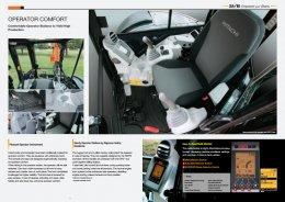ข้อมูลรถแบคโฮมือหนึ่ง HITACHI ZX55U