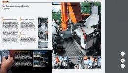 ข้อมูลรถแบคโฮมือหนึ่ง HITACHI ZX200-5G
