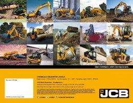 ข้อมูลรถแบคโฮมือหนึ่ง JCB JS220LC