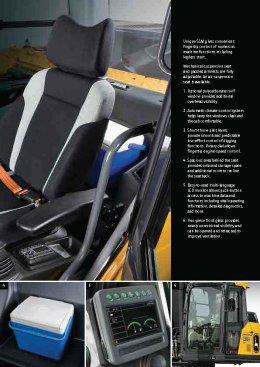 ข้อมูลรถแบคโฮมือหนึ่ง JOHN DEERE E210