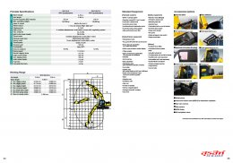 ข้อมูลรถแบคโฮมือหนึ่ง SUMITOMO SH210-6