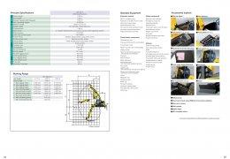ข้อมูลรถแบคโฮมือหนึ่ง SUMITOMO SH130-6