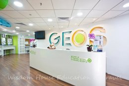 เรียนภาษาที่สิงคโปร์ GEOS Singapore