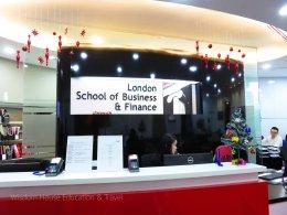 เรียนต่อสิงคโปร์ สถาบัน LSBF London School of Business & Finance