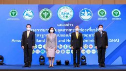Thailand launches certification scheme to enhance tourism health and hygiene standards