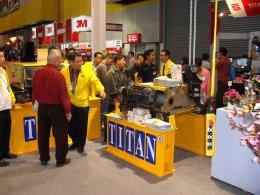 บรรยากาศภายในงาน Thai Metalex 2009