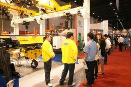 บรรยากาศภายในงาน Manufacturing Expo 2012