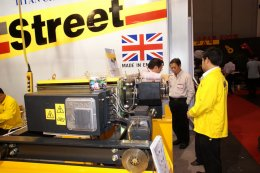 บรรยากาศภายในงาน Thai Metalex 2010