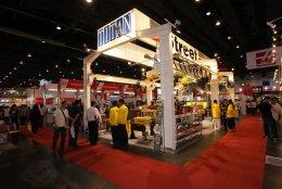 บรรยากาศภายในงาน Thai Metalex 2011