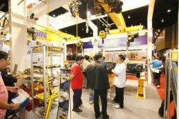 บรรยากาศภายในงาน Thai Metalex 2012