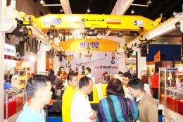 บรรยากาศภายในงาน Manufacturing Expo 2013