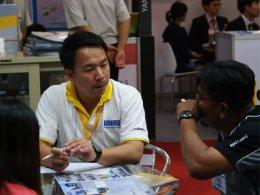 บรรยากาศภายในงาน Thai Metalex 2013