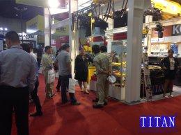 บรรยากาศภายในงาน Thai Metalex 2014