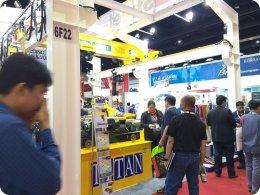 บรรยากาศภายในงาน Thai Metalex 2015