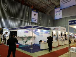 PAC - Participated in Vietnam Saigon Autotech & Accessories 2019