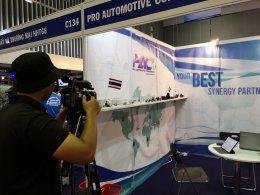 PAC - Participated in Vietnam Saigon Autotech & Accessories 2019