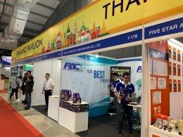 PAC in AMPA Myanmar Yangon 2019
