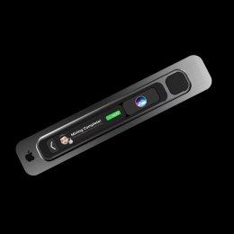 [ลือ] ชมคอนเซ็ปภาพ Apple Crypto Wallet อุปกรณ์เก็บเหรียญเงินออนไลน์สุดล้ำที่ใช้ร่วมกับบัตรเครดิต Apple Card ได้