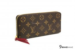Louis Vuitton  Clémence Wallet Pink