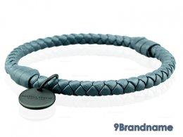 Bottega Veneta Bracelet Weave Blue