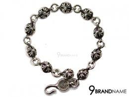 Chrome Hearts  1 Cross Ball Bracelet