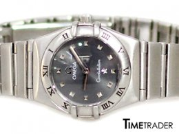 Omega Contalation  Steel Lady Size