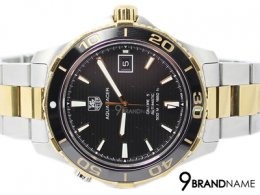 Tag Heuer Aquaracer 2K Ceramic Black Calibra5 Automatic Man Size