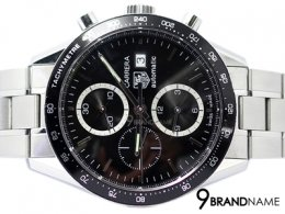 Tag Heuer Carrera Black Calibre16 Day Date Chronograph Automatic