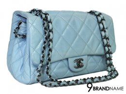 CHANEL A90616 Coco Soft Flap Bag in Distressed Calfskin SHW