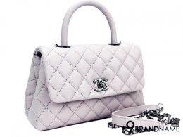 Chanel Coco 8.5 Caviar Pink RHW