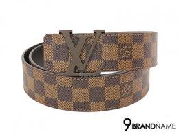 Louis Vuitton Belt LV Initiaes Damier Edene Canvas Size 95