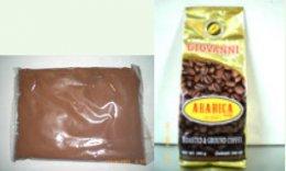 โกโก้พรีเมี่ยม+กาแฟคั่วบดโจวันนีรสอราบิก้า