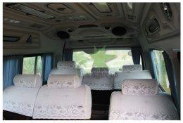 รถตู้ D4D VIP 9 นั่ง