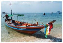 เรือหางยาวดำน้ำ