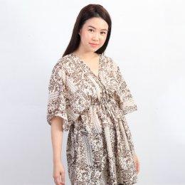 เสื้อ  Kimono พร้อมสายปรับ