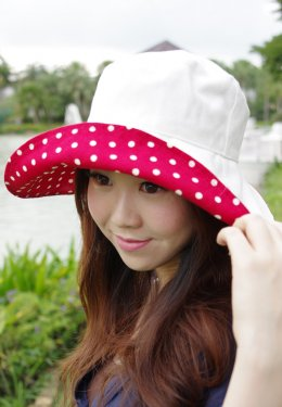 Polka Dotti Red (Signature ATP Hat)