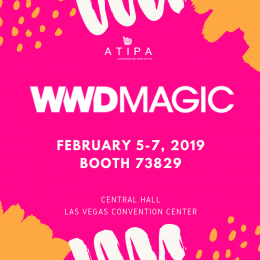 ATIPA x WWDMagic in Las Vegas, USA