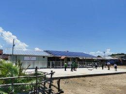 CSR โรงเรียนเกาะไม้ไผ่ จ.พังงา