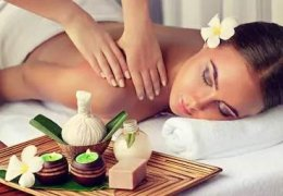 What is  oil massage ?