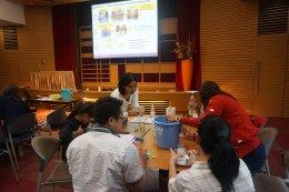 Science training