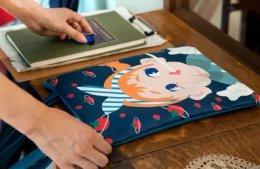สร้างกระเป๋าสตางค์ใบที่ 2 ฉบับ พนักงานออฟฟิศ