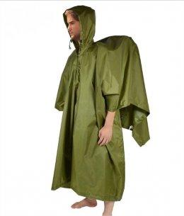 เมื่อเสื้อคลุมกันฝนเป็นได้มากกว่าแค่เสื้อคลุม