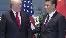 ความคืบหน้าของสงครามการค้าสหรัฐ – จีน