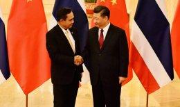 สัมพันธ์ไทย-จีน ในการลงทุนระหว่างประเทศ