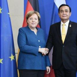 ไทย-เยอรมนี ฟื้นความสัมพันธ์เพิ่มการลงทุนร่วมกัน