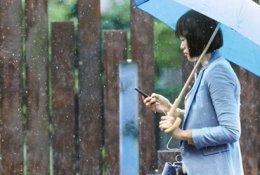 เรื่องของมือถือกับหน้าฝน