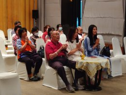 """EVENT news Report """"Dhamma Variety 152nd"""": Phra Thep Wethee"""