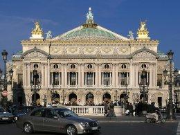 แบบร่าง โรงละครแห่งชาติ สไตล์โอเปร่าฝรั่งเศส ที่ไม่ได้สร้าง